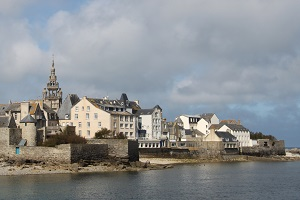 Beaches in Roscoff