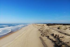 Beaches in Vieux-Boucau-les-Bains