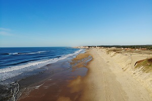 Beaches in Capbreton